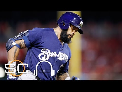 Is Brewers' Eric Thames' Success Just An April Headline? | SC With SVP | April 18, 2017
