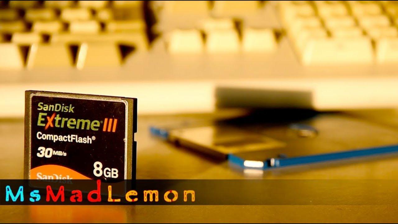 Amiga - 8GB CF prep & OS 3 9