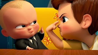The Boss Baby Movie Clips