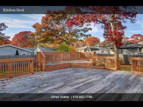 63 Sherwood Drive Mastic Beach NY | Alfred Walter