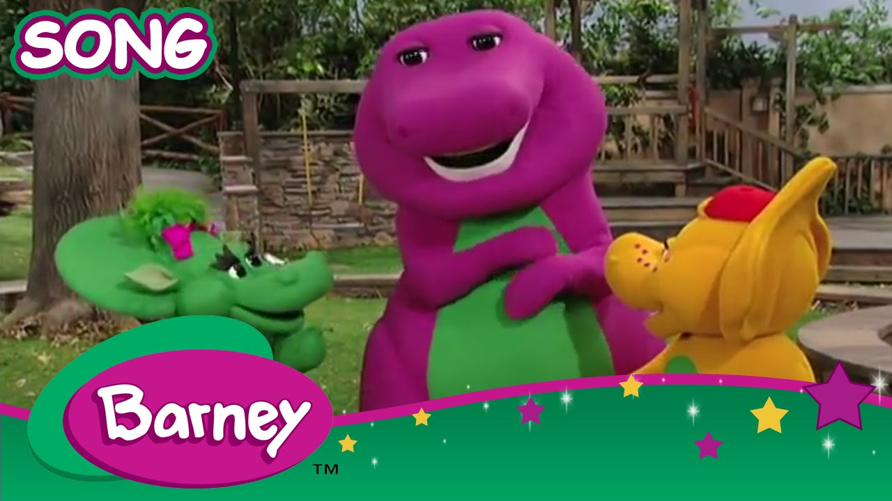 Barney Do What The Duckies Do Song Youtube