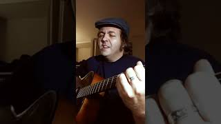 Acoustic cover of howlin' wolfs backdoor man version 1