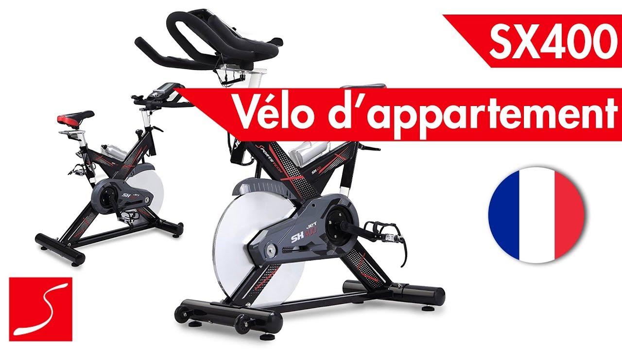 Velo Appartement Pour Enfant vélo indoor biking sx400