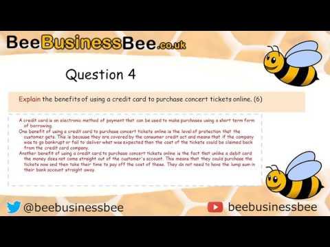 Developing Business Exam Technique