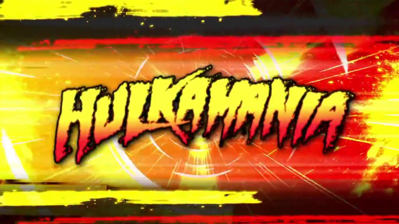 wwe hulk hogan graphic pack youtube