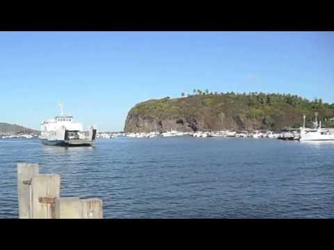 Mayotte - La barge