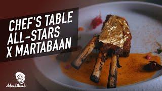 Dine at Abu Dhabi's Finest Restaurants | Martabaan