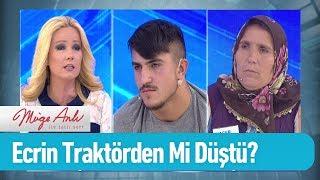 Ecrin traktörden mi düştü?  - Müge Anlı ile Tatlı Sert 30 Mayıs 2019