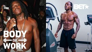 Ace Hood, Rapper & Health & Fitness Guru, Gave Up Soul Food To Get 6-Pack Abs | Body Of Work