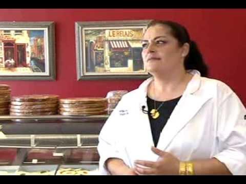 One Woman Bakery runs by Fatima Seraj