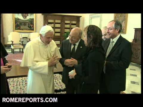 Co-prince of Andorra invites the Pope to visit the country
