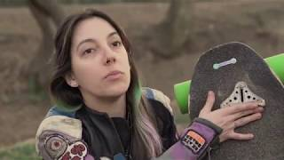 Sophia Abraham se prepara para competir en La Rioja en la fecha mundial de la IDF