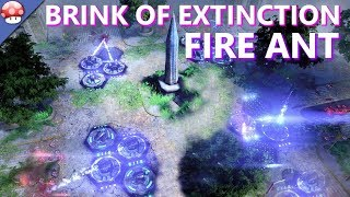 Brink of Extinction Fire Ant Gameplay (PC Game)