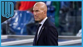 Zinedine Zidane habló tras el agónico y polémico triunfo del Real Madrid ante el Betis