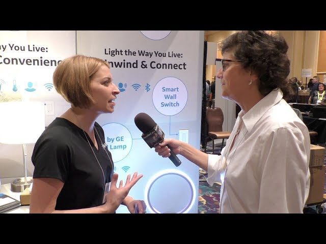 CES 2018: GE Connected Lighting