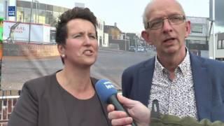 Opening Kroonplein Lemelerveld