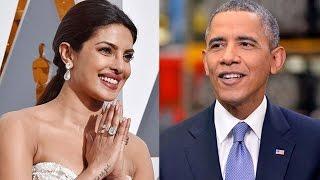 Barack Obama INVITES Priyanka Chopra For DINNER At White House