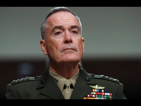 Chairman of the Joint Chiefs of Staff holds EXPLOSIVE Press