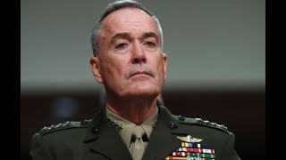 Chairman of the Joint Chiefs of Staff holds EXPLOSIVE Press Conference