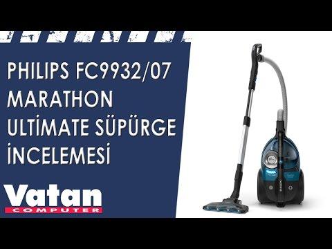 Philips FC9932/07 Marathon Ultimate Elektrikli Süpürge İncelemesi