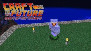 Minecraft | Craft to the Future | #22 CHICKEN SEEDS