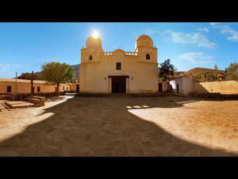 Quebrada de Humahuaca 360 - Argentina World Friendly