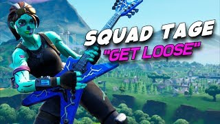 "Are we the best squad on Fortnite? (""Get Loose"" - Blaze)"