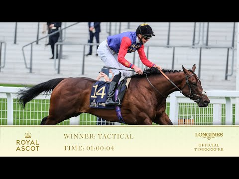 Tactical Wins The Windsor Castle Stakes