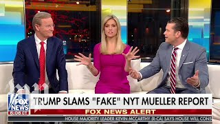 How Fox News opinion hosts contradicted their own journalist