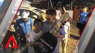 Singaporean wins Mediacorp Subaru Car Challenge on 12th attempt