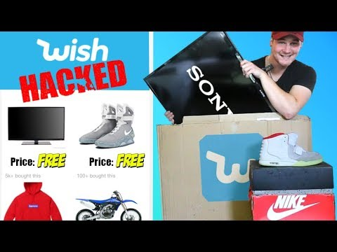 HOW TO GET ANYTHING FOR FREE ON WISH!! sneakers, electronics, supreme ETC!