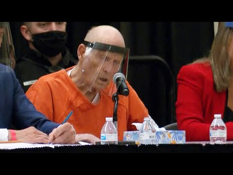 Golden State Killer's Hearing Took Place in a Ballroom