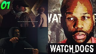 Watch Dogs Gameplay Walkthrough Part 1 - Bottom of the Eighth (Watch Dogs Story)