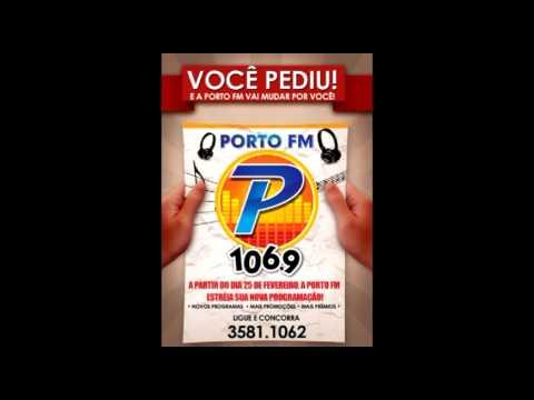 Nova Programação da Porto FM 106,9