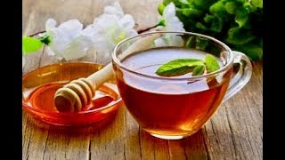 Drink Green Tea Mixed With Honey Every Day, THIS Will Happen To Your Body!