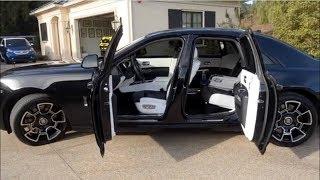 Mis Cosas Favoritas de Mi Rolls Royce Ghost! | Salomondrin