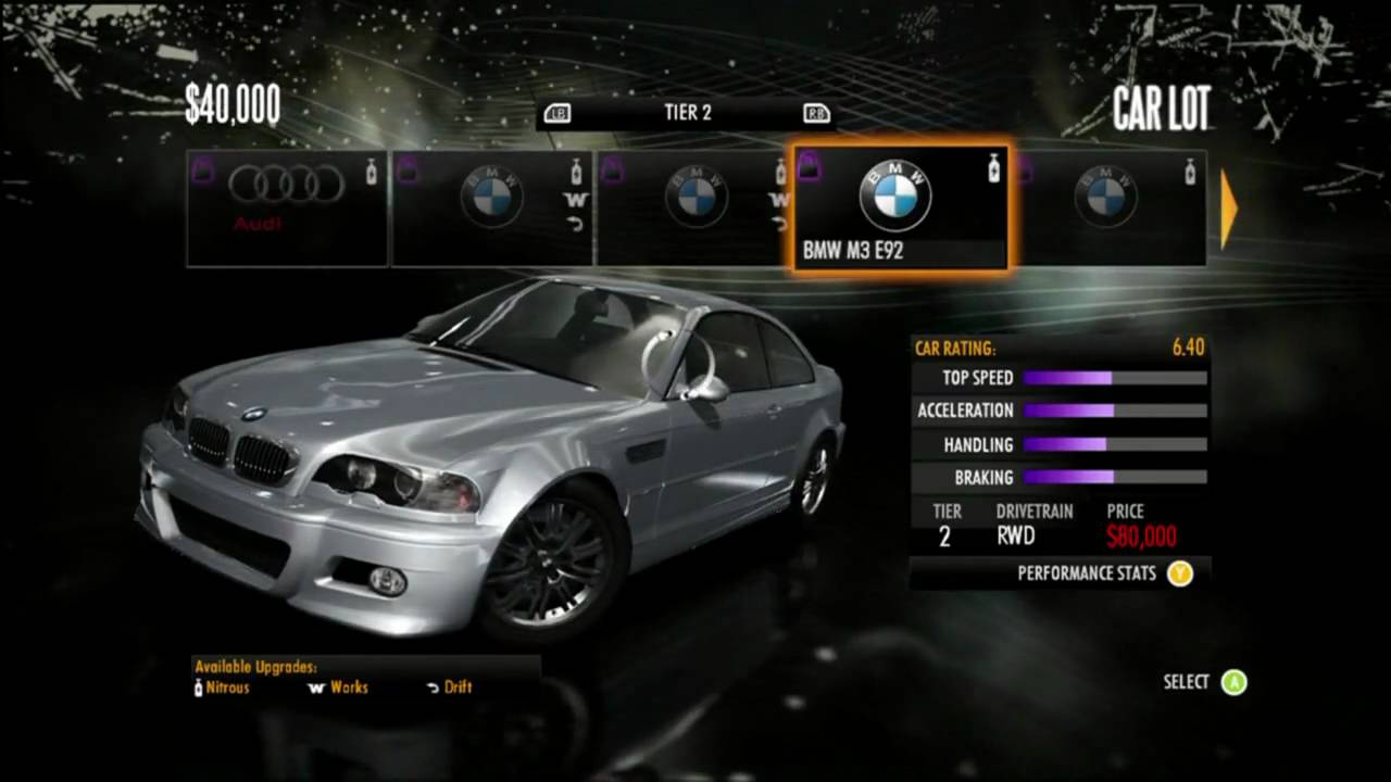 Need For Speed  Car Racing Game