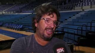 Izjava Trenera Partizana Andree Trinkijerija Pred Start Sezone u Evrokupu   SPORT KLUB KOŠARKA