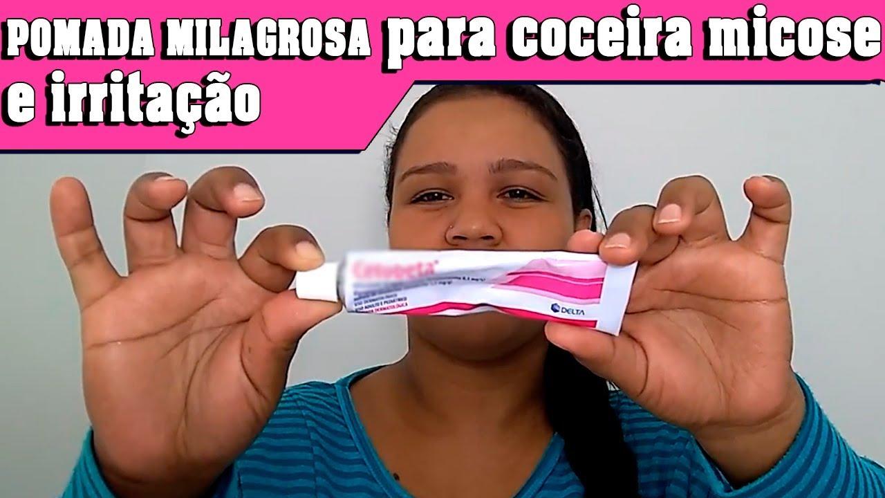 Download Pomada Milagrosa para coceira, irritação na pele, alergia e micose
