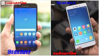 redmi note 4 vs samsung on7 prime review