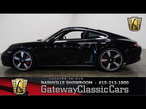 2014 Porsche 911 Carrera S 50th Anniversary,Gateway classic cars Nashville, #596