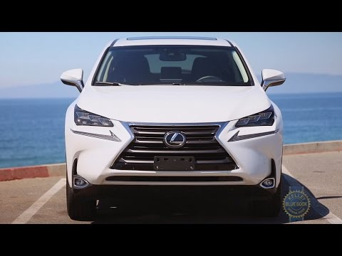 2016 Lexus NX - Review and Road Test