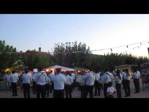 Souto da Velha, Agosto 2018, Banda Filarmónica do Felgar. - Maestro Carlos Costa.
