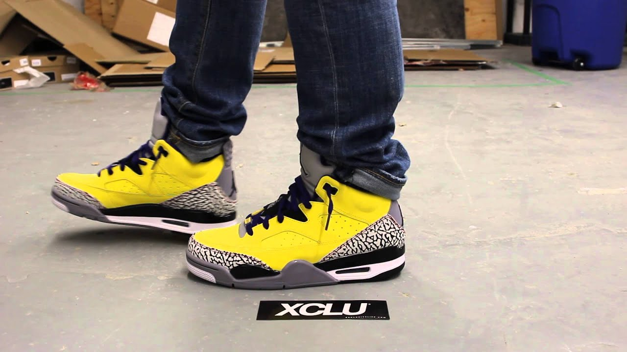 559f9e4bd049 Jordan Son Of Mars Low On-feet Video at Exclucity - YouTube