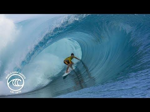 Kelly Slater vs. Gabriel Medina - FINAL - 2014 Billabong Pro Tahiti