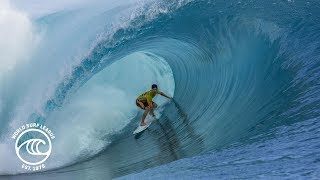 Gabriel Medina Tops Kelly Slater In Insane Conditions To Win 2014 Billabong Pro Tahiiti