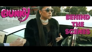Bruno Mars - Chunky Behind The Scenes [Official Video] (Britney Holmes)