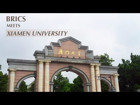 Live: CGTN takes you inside China's most beautiful campus CGTNCGTN带您游中国最美的厦大校园