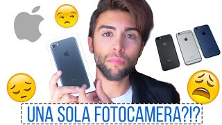 DELUSIONEH IPHONE 7 BLACK! BLEAH! UnBoxing | GIANMARCO ZAGATO