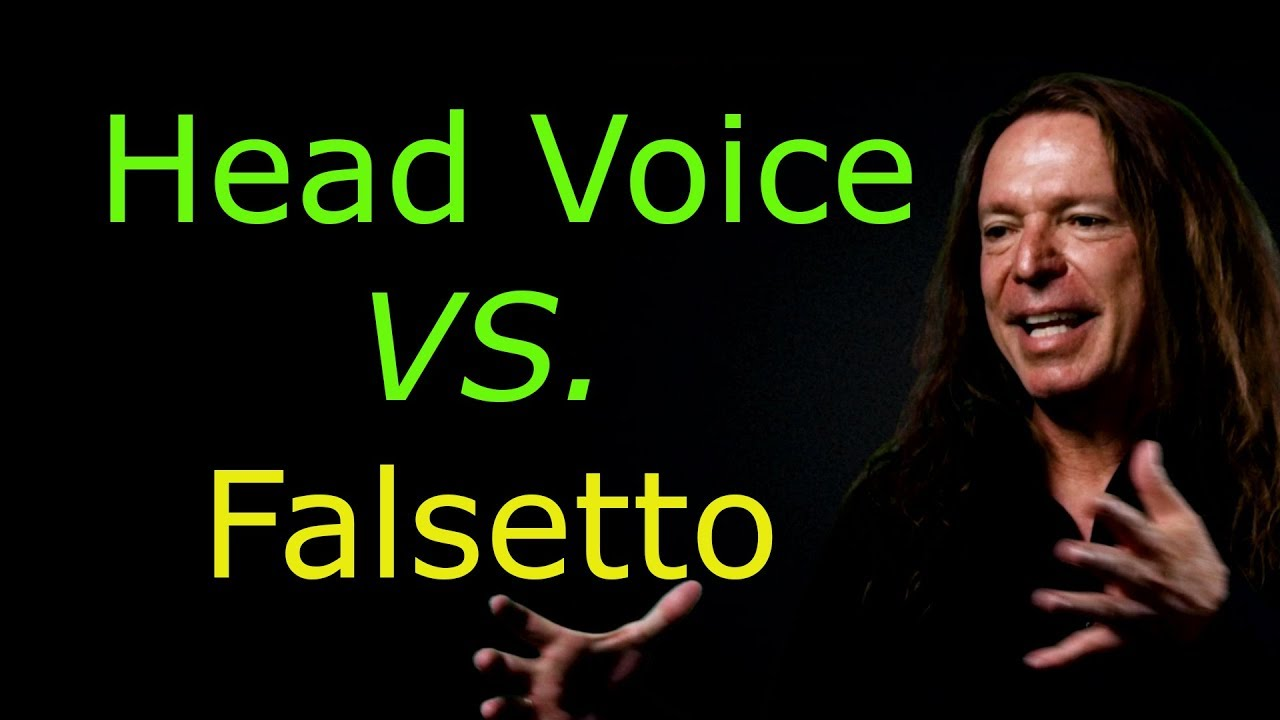 What Is Head Voice vs Falsetto - Ken Tamplin Vocal - YouTube